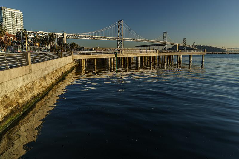 Bay Bridge; San Francisco, CA