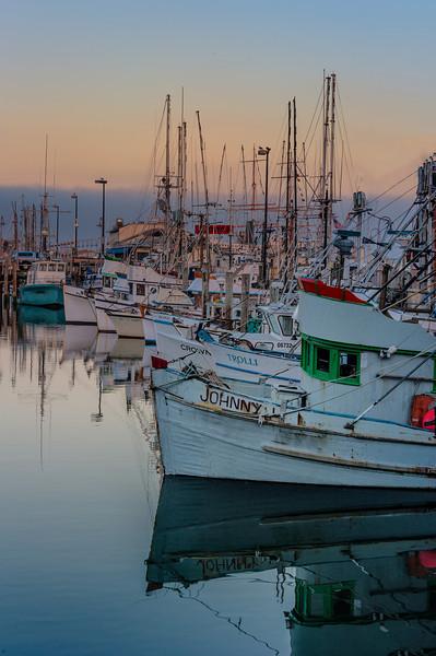 Fisherman's Wharf; San Francisco