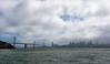 San Franciso Skyline; Yerba Buena Island