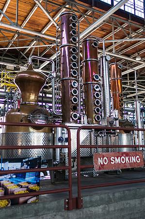 Hangar 1 Distillery; Oakland