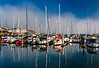 Sailboat Basin; Fisherman's Wharf; San Francisco, CA