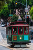 Cable Car; San Francisco, CA