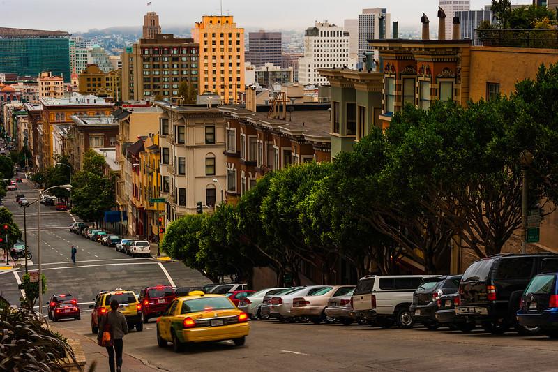 Nob Hill, San Francisco, CA
