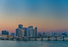 Miami Skyline from Port of Miami