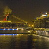Cruise Ships, Ft. Lauderdale, FL
