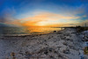 Florida Gulf Sunset Panoramic
