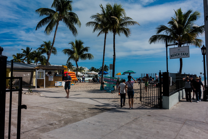 Southernmost Beach; Key West, FL