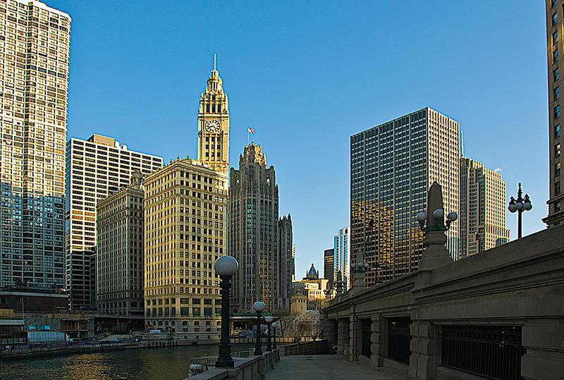 Downtown; Tribune Building