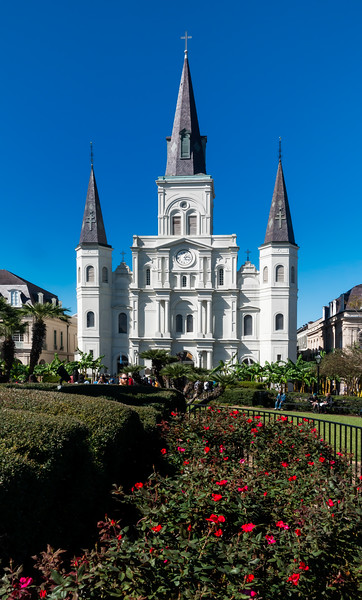 St. Louis Cathedral; NOLA