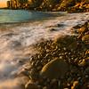 Cobblestone Beach, Otter Cliff; Acadia NP