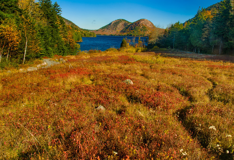 Jordan Pond; Acadia NP