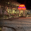 Christmas lights at Zehnder's Frankenmuth, Michigan