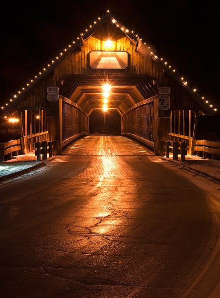 Frankenmuth Covered Bridge