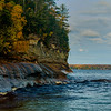 Miner's River Mouth; Pictured Rocks National Lakeshore