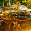 Fall Reflection; Miner's River