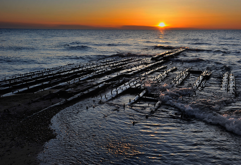 Gale Staples Shipwreck; Lake Superior