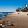 AuSable Point Lighthouse, Grand Marais, Michigan
