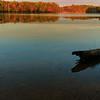 Mocassin Lake; Hiawatha NF