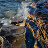 Sandstone Ledges on Lake Superior, Grand Marais, Michigan