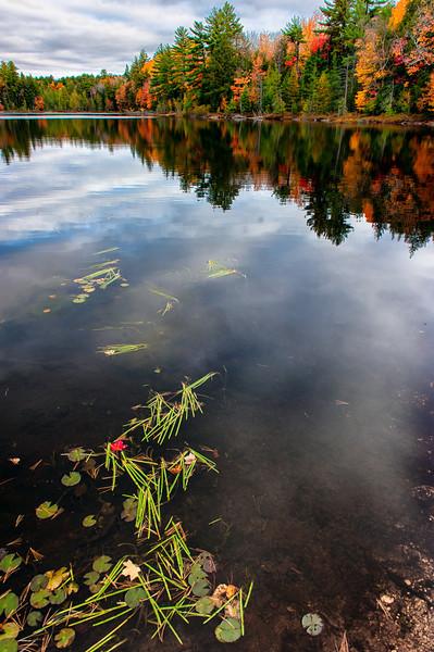 Irwin Lake Reflection