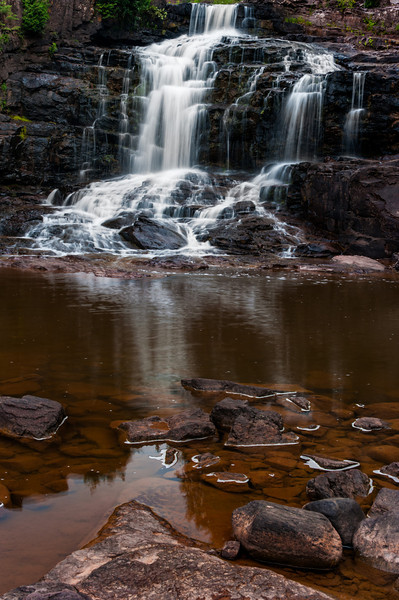 Lower Gooseberry Falls, Two Harbors, MN