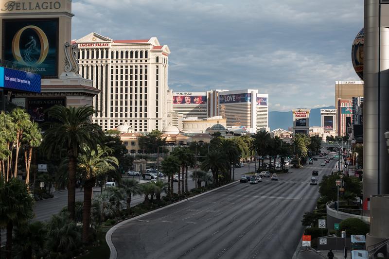 The Strip; Las Vegas, NV