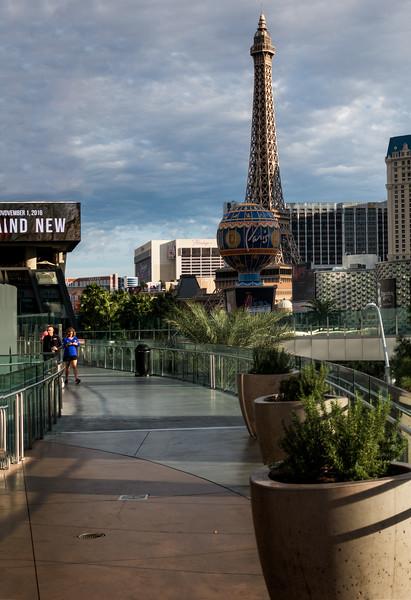 The Strip; Las Vegas