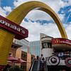Golden Arches; Las Vegas
