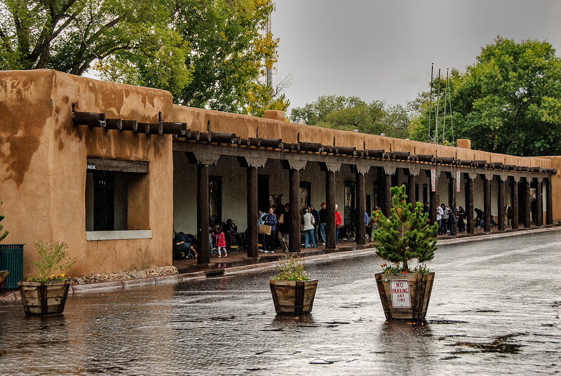 Hall of Governors, Santa Fe, New Mexico