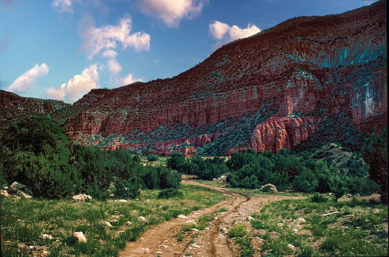 Redrock, Jemez, New Mexico