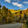 Sante Fe Ski Basin in fall