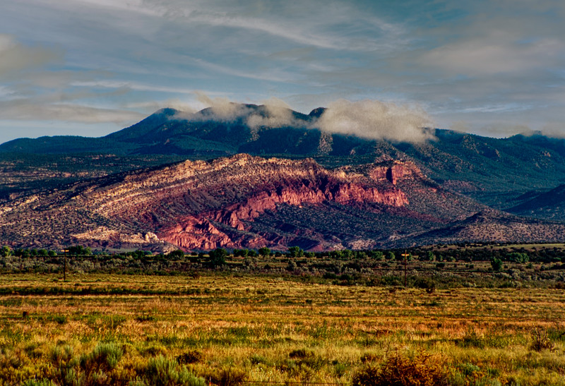 San Ysidro Mountains; Jemez