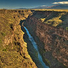Rio Grande Gorge, New Mexico