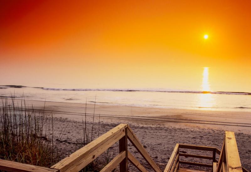 Sunrise; Nags Head - Outer Banks, North Carolina