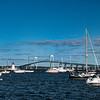 Newport/Jamestown Bridge, Newport, RI