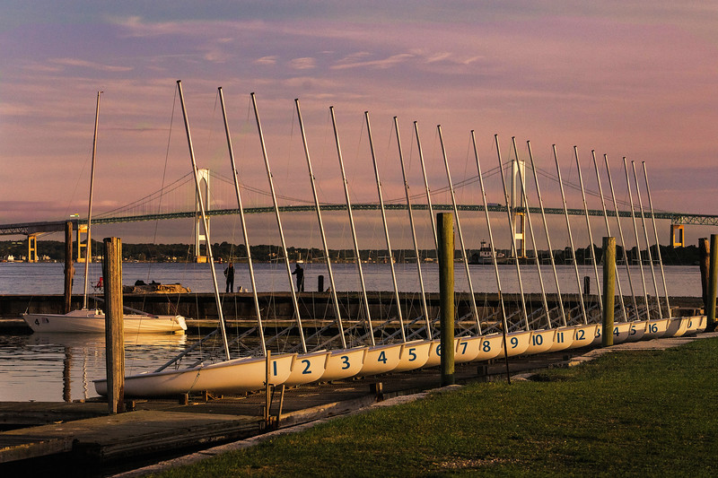 Newport Sailing School, Brenton Cove, Newport, RI