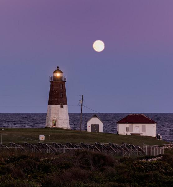 Point Judith Lighthouse, Narragansett, RI