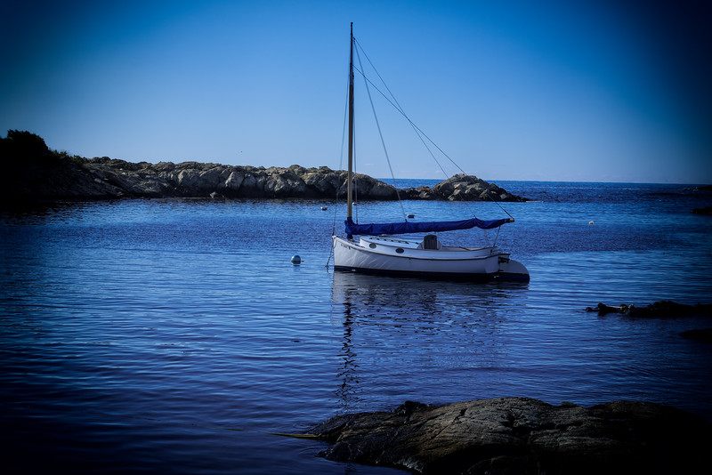 Sailboat, Newport, RI