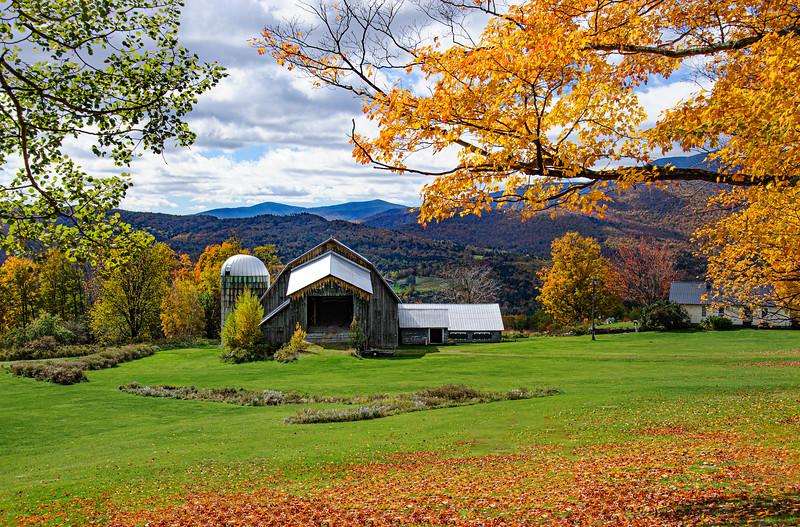 Bragg Road Farm; Waitsfield, Vermont