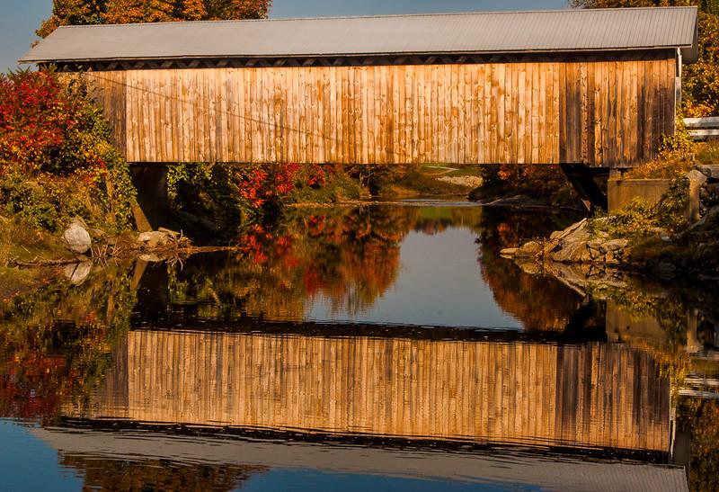 Longley Covered Bridge, Montgomery Center