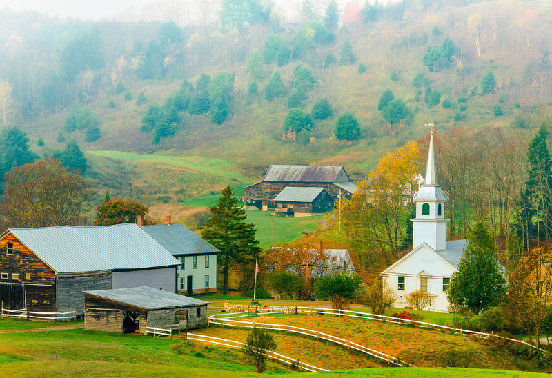 East Corintth Village; Vermont