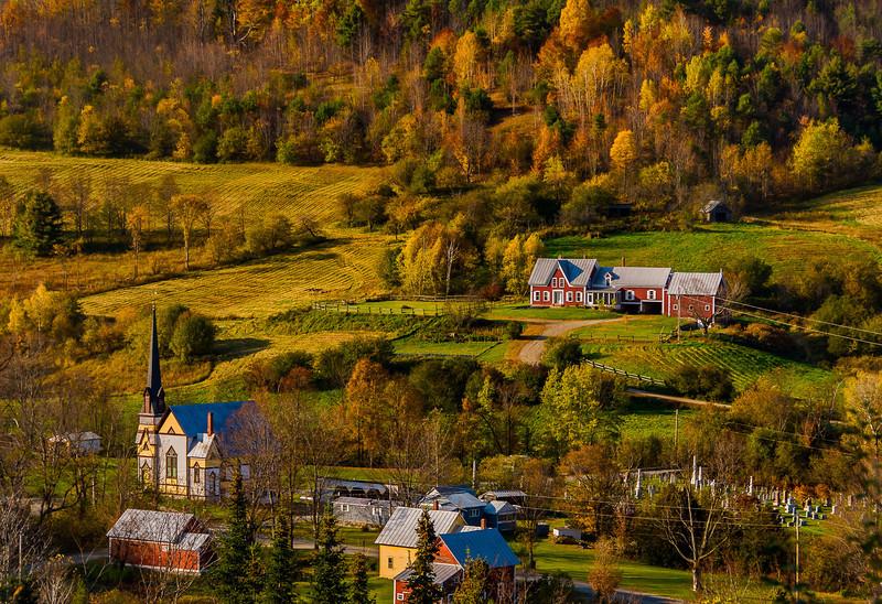 East Orange Village; Vermont