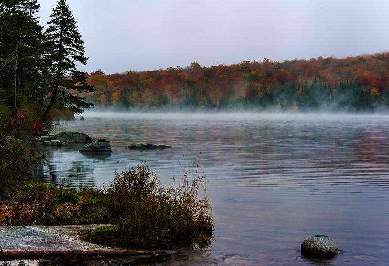 May Pond; Barton, VT