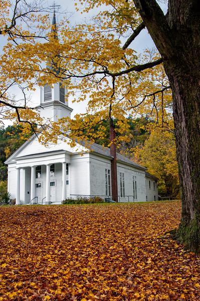 Church; Sharon, Vermont