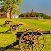 Old Farmhouse; Battlefield National Park, Manassass, Virginia