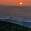 Little Stony Man Overlook; Shenadoah National Park, Virginia