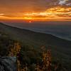 LIttle Stony Man Overlook; Shenandoah National Park, Virginia