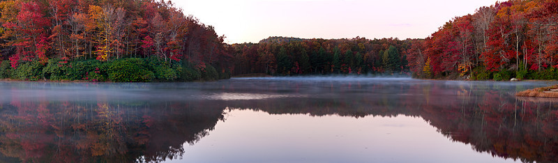 Boley Lake, Babcock State Park
