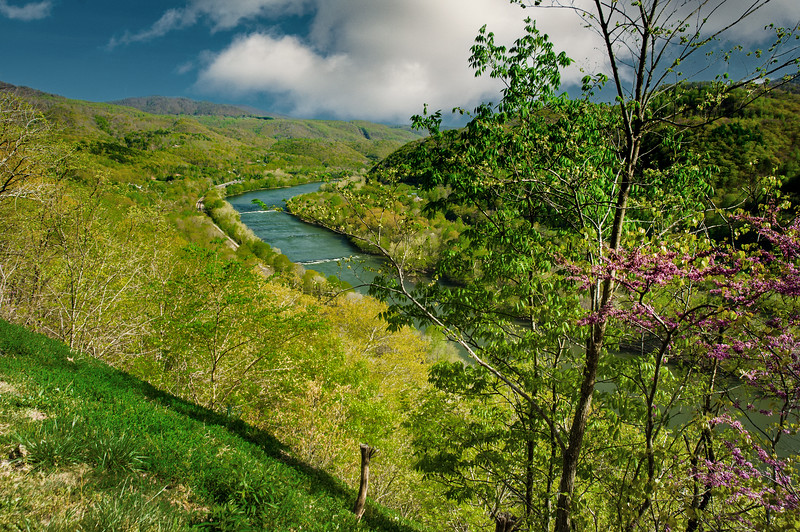 New River; New River Gorge National Park