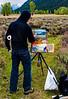 Artist, Grand Teton NP, Jackson Hole, WY